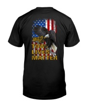 TOW LIVES MATTER 7 - HEAVY Classic T-Shirt back