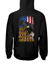TOW LIVES MATTER 7 - HEAVY Hooded Sweatshirt thumbnail