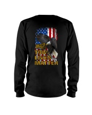 TOW LIVES MATTER 7 - HEAVY Long Sleeve Tee thumbnail