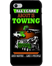 TOWING AND 3 PEOPLE - HIS Phone Case thumbnail