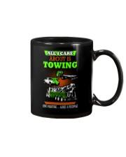 TOWING AND 3 PEOPLE - HIS Mug thumbnail
