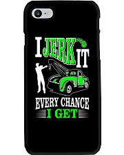 I JERK IT - TOW TRUCK DRIVER Phone Case tile