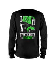 I JERK IT - TOW TRUCK DRIVER Long Sleeve Tee tile