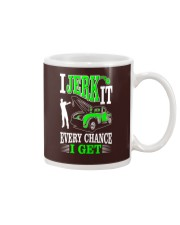 I JERK IT - TOW TRUCK DRIVER Mug thumbnail