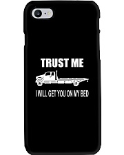 TRUST ME I WILL GET YOU ON MY BED Phone Case thumbnail