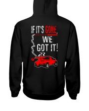 If It's Gone We Got It - Snatch Hooded Sweatshirt thumbnail