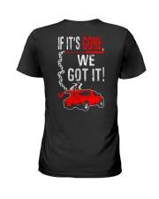 If It's Gone We Got It - Snatch Ladies T-Shirt thumbnail