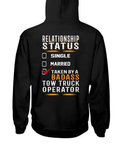 Relationship Status - Rollback Tow Truck