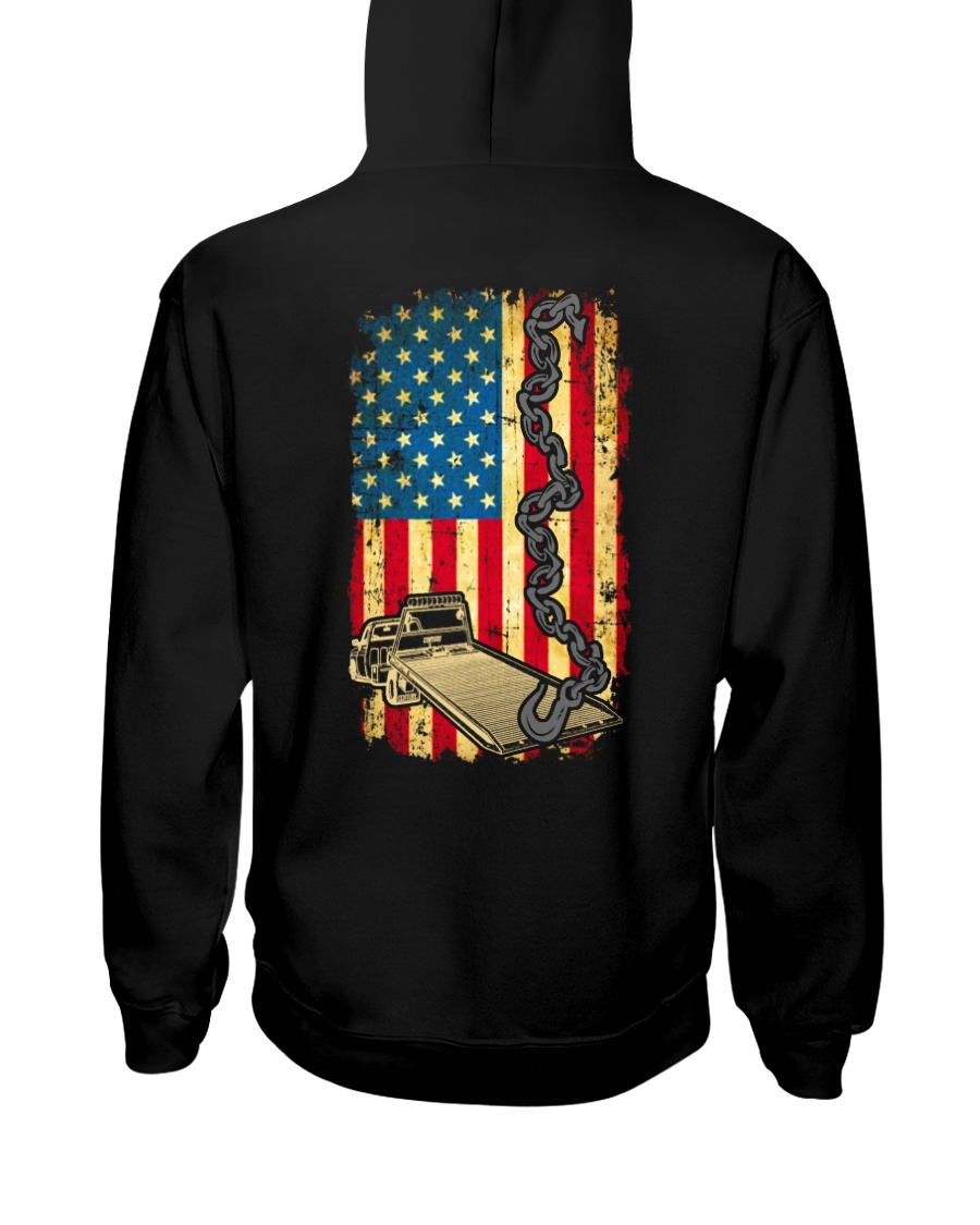 PROUD TOWMAN 2 Hooded Sweatshirt