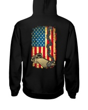 PROUD TOWMAN 2 Hooded Sweatshirt back