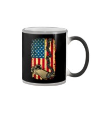 PROUD TOWMAN 2 Color Changing Mug tile