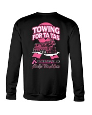 Towing For Ta Tas Heavy Crewneck Sweatshirt thumbnail