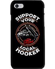 SUPPORT YOUR LOCAL HOOKER Phone Case thumbnail