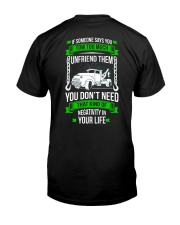 DAY WITHOUT TOWING Classic T-Shirt thumbnail