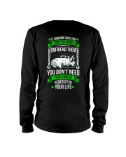 DAY WITHOUT TOWING Long Sleeve Tee thumbnail