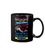 My Whole World In a Tow Truck Mug thumbnail