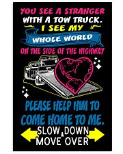 My Whole World In a Tow Truck 24x36 Poster thumbnail