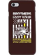 I GOT YOUR 6IX TOW LIVES MATTER Phone Case thumbnail