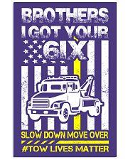 I GOT YOUR 6IX TOW LIVES MATTER 24x36 Poster thumbnail