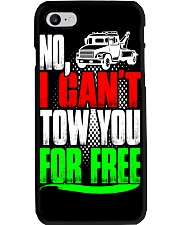 NO I CAN'T TOW YOU Phone Case thumbnail