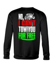 NO I CAN'T TOW YOU Crewneck Sweatshirt thumbnail