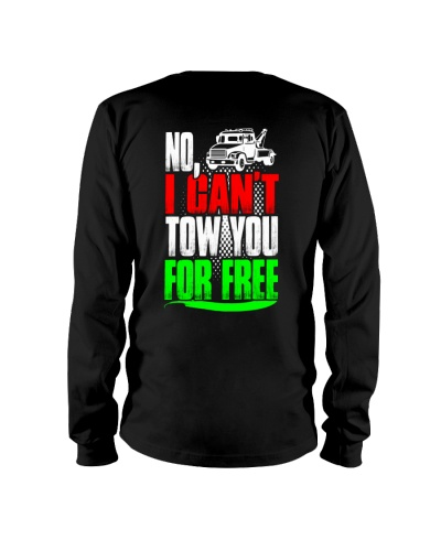 NO I CAN'T TOW YOU