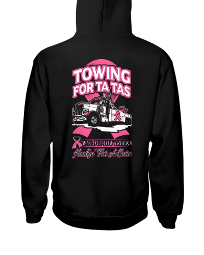 TOWING FOR TA TAS HOOKIN' FOR A CURE