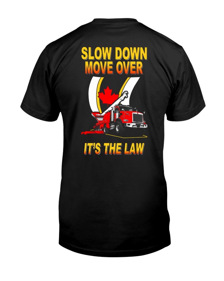 SDMO IT'S THE LAW - CANADA Classic T-Shirt