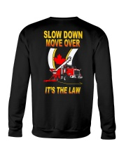 SDMO IT'S THE LAW - CANADA Crewneck Sweatshirt thumbnail