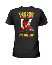 SDMO IT'S THE LAW - CANADA Ladies T-Shirt thumbnail