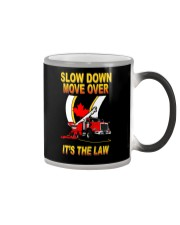 SDMO IT'S THE LAW - CANADA Color Changing Mug thumbnail