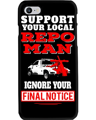 Support Your Local Repo Man 2