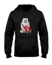 Sheep or Wolf Hooded Sweatshirt thumbnail