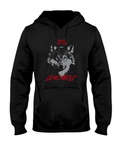 Lone Wolf Animal Wolf Pack Gift Wear Shirt Design