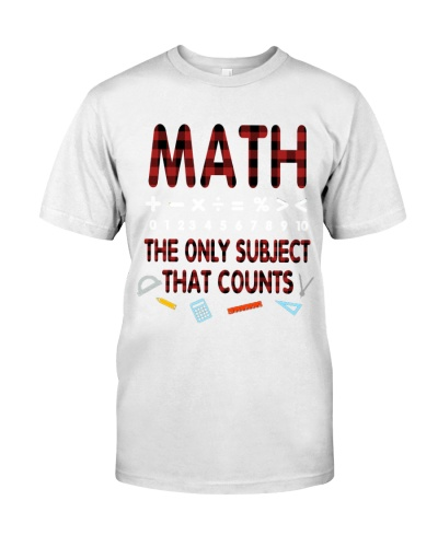 Math-Counting Subject