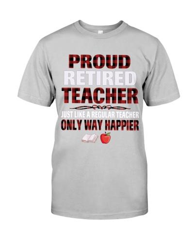 Proud Retired Teacher