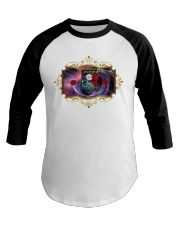 Covered By The Rose Logo Baseball Tee thumbnail