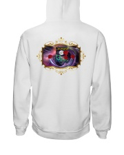 Covered By The Rose Logo Hooded Sweatshirt back