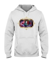 Covered By The Rose Logo Hooded Sweatshirt front