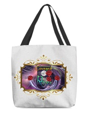 Covered By The Rose Logo All-over Tote thumbnail
