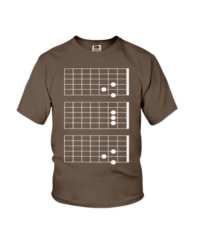 Mens Guitar Chord Shirt - Dad