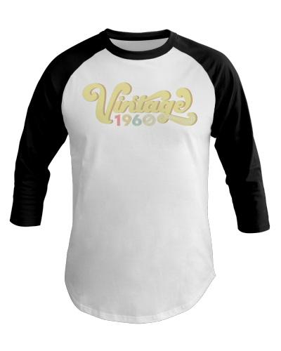 Made in 1960 T-Shirt Vintage 1960 original parts