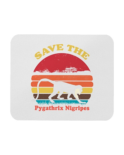 Save The  Pygathrix nigripes  Shirt  Retro Style