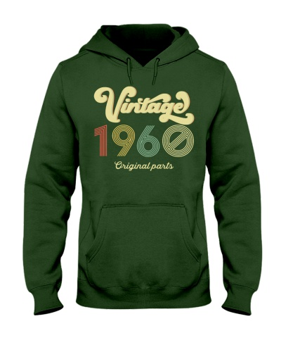 Made in 1960 T-Shirt Vintage 1960 original parts