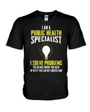Public Health Specialist T-shirt Hoodie Sweater Ta V-Neck T-Shirt thumbnail