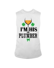 I am his Plumber Sleeveless Tee thumbnail