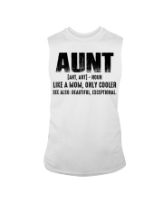 Aunt Tshirt Sleeveless Tee tile