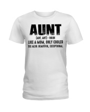 Aunt Tshirt Ladies T-Shirt thumbnail