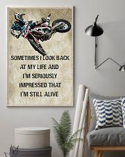 DIRT BIKE SUPPERCROSS MOTOCROSS OFFROAD DIRT BIKE  11x17 Poster lifestyle-poster-1