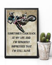 DIRT BIKE SUPPERCROSS MOTOCROSS OFFROAD DIRT BIKE  11x17 Poster lifestyle-poster-8